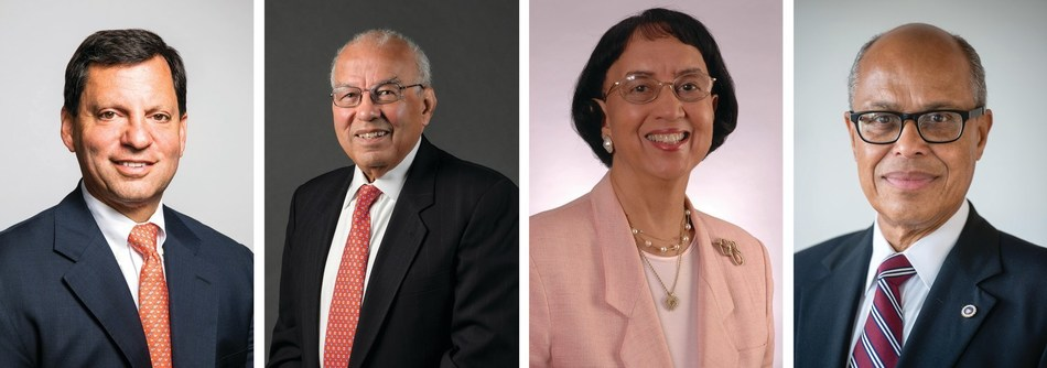 Howard University announces the 2019 Commencement Convocation honorees: The honorary recipients include First Data Chairman and CEO Frank Bisignano, Xavier University of Louisiana President Emeritus Norman C. Francis, J.D., Senior Scholar-in-Residence Emerita, Office of the President and CEO of the American Dental Education Association Jeanne C. Sinkford, D.D.S., Ph.D., and Historian and former Howard University Provost Michael R. Winston, Ph.D.