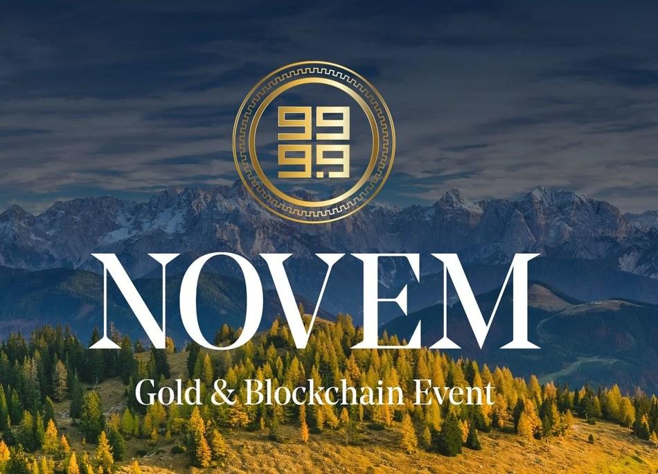 Novem May 10th Gold & Blockchain Event