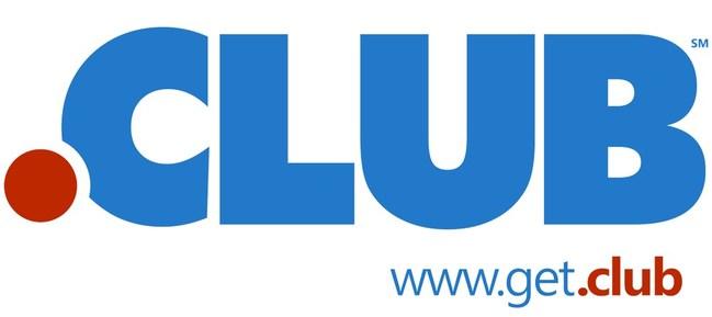 (PRNewsfoto/.CLUB Domains, LLC)
