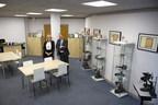 Haag-Streit UK Extend the Haag-Streit Academy Training and Education Facility