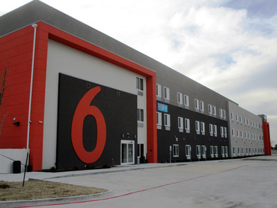 The new Motel 6/Studio 6 hotel in Corpus Christi is open for business and located at 5850 Williams Drive.