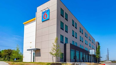 The new Motel 6/Studio 6 hotel in Austin is open for business and located at 1901 Airport Commerce Drive.