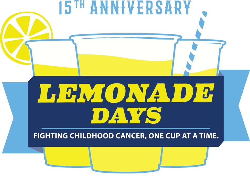 Take a Stand against childhood cancer during the 15th anniversary of Alex's Lemonade Stand Foundation's Lemonade Days