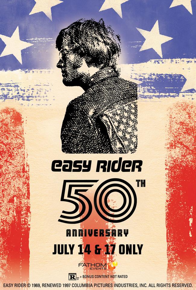 Easy Rider 50th Anniversary