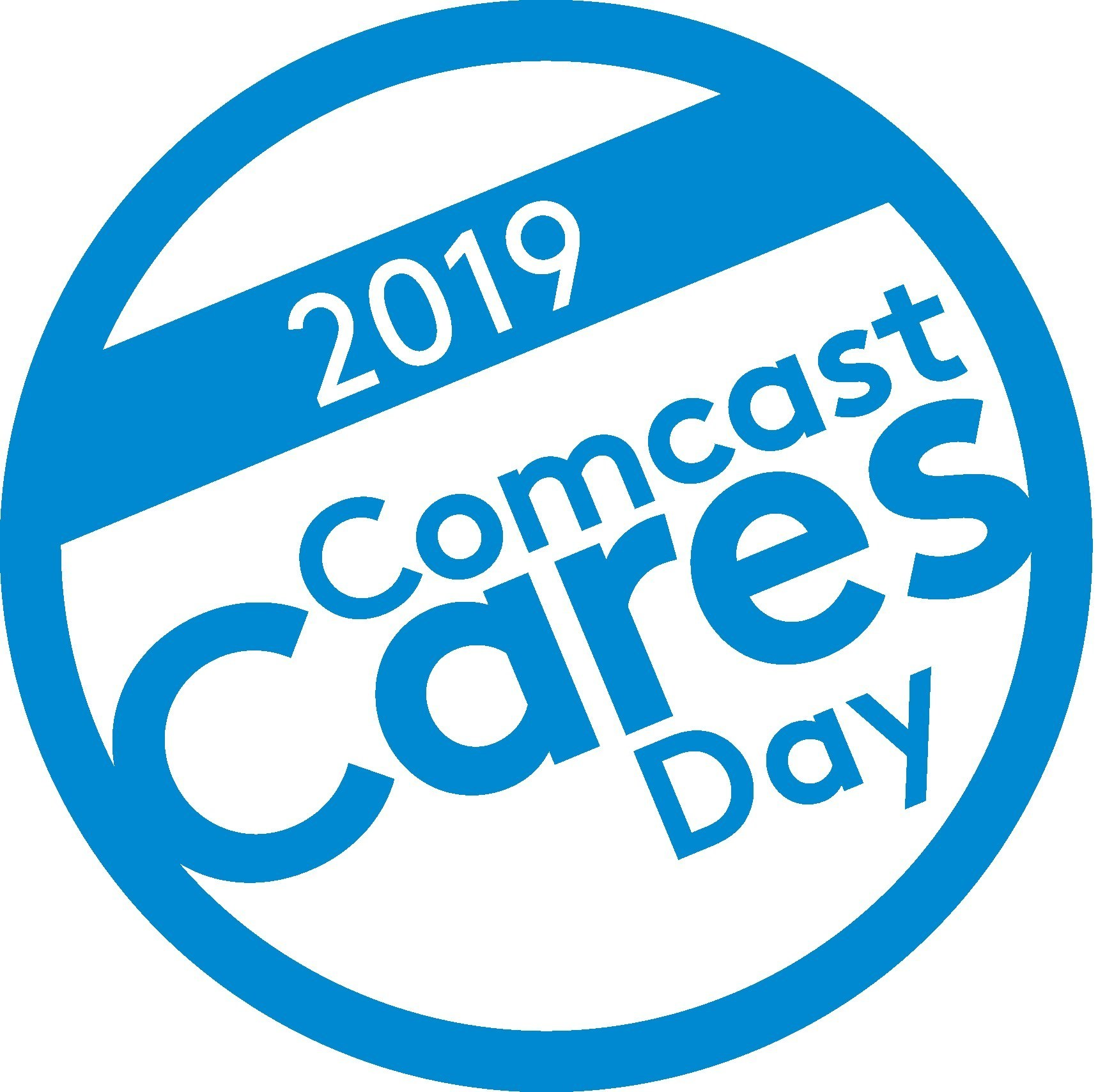 """West Palm Beach In 2019: Thousands Of Comcast Cares Day Volunteers """"Make Change"""