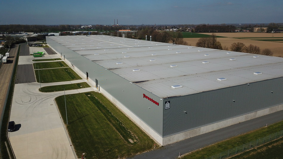 Firestone Building Products Opens First Facility in Germany