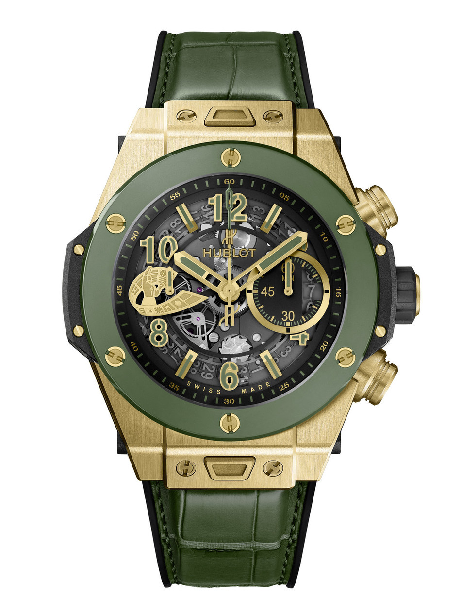 Hublot Big Bang WBC (PRNewsfoto/Hublot)
