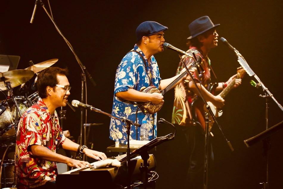 Okinawa Pop/Folk band BEGIN to headline the Okinawa Association of America's (OAA) SuperCentennial Celebration Weekend on September 1, 2019 at the Redondo Beach Performing Arts Center in Redondo Beach, CA.