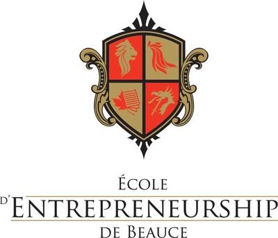 Logo : L'École d'entrepreneurship de Beauce (Groupe CNW/L'École d'Entrepreneurship de Beauce)