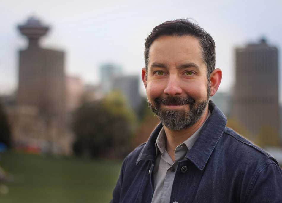 Kevin Eastwood, 2018 winner of The Mindset Awards for Workplace Mental Health (CNW Group/Canadian Journalism Forum on Violence and Trauma)