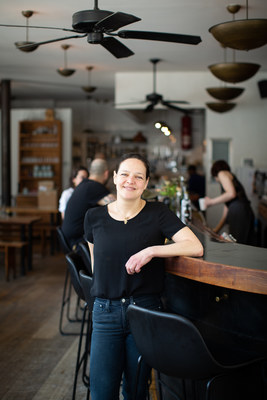 "Slow Food NYC to Honor Naama Tamir of Lighthouse at its 8th annual ""Slow Down"" Spring Soiree on May 13 in Brooklyn. Photo Credit: Clay Williams"