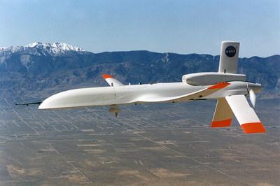 Sample UAV courtesy of NASA