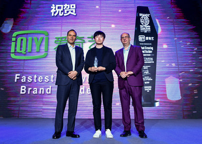 BrandZ™ Top 100 Most Valuable Chinese Brands 2019 Unveiled, iQIYI Named Fastest Growing Chinese Brand of 2019