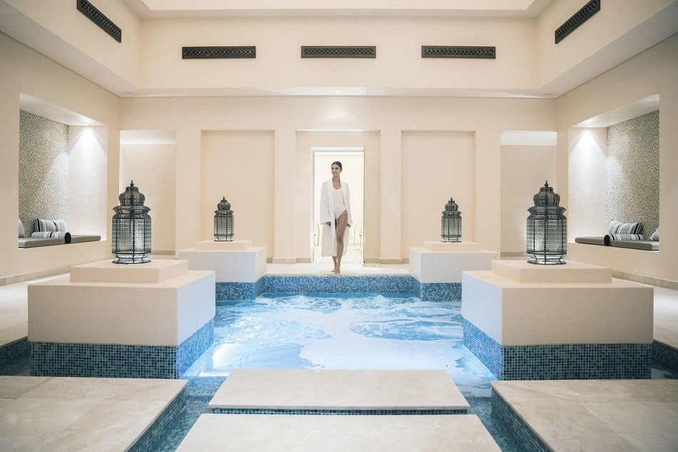 Jumeirah Al Wathba Talise Spa Wet Areas (PRNewsfoto/Jumeirah Group)