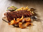 TGI Fridays™ Sweetens the Deal on Whiskey-Glazed Dishes with All-You-Can-Eat Shrimp