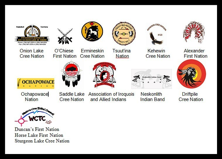 First Nations Announcing a Day of Action Against Canada's Termination Agenda (CNW Group/Ermineskin Cree Nation)