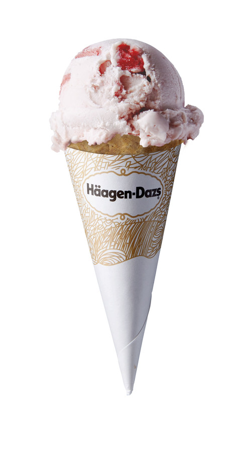 Visit Häagen-Dazs Shops for Free Cone Day on Tuesday, May 14.