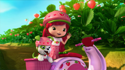 STRAWBERRY SHORTCAKE is coming summer 2019 to Xfinity X1 on the new Kids Room SVOD service from DHX Media. (CNW Group/DHX Media Ltd.)