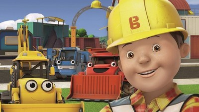 BOB THE BUILDER is coming summer 2019 to Xfinity X1 on the new Kids Room SVOD service from DHX Media. (CNW Group/DHX Media Ltd.)