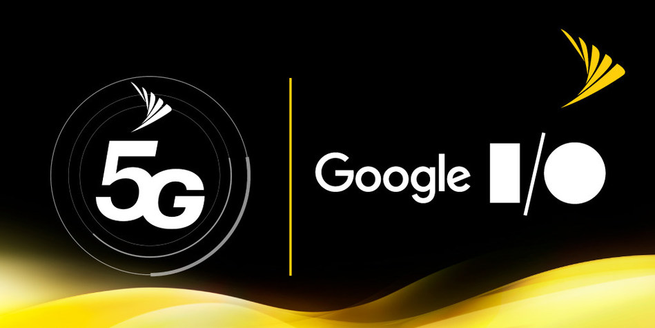 At Google I/O, developers are getting a glimpse at the future of wireless with Sprint 5G connectivity powering Android applications.