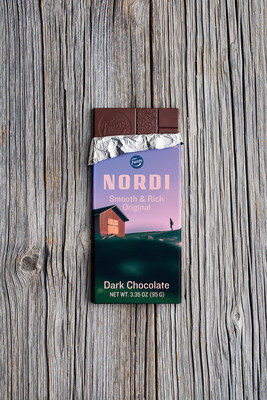 NORDI Chocolate Smooth and Dark Original - 70% Dark Chocolate