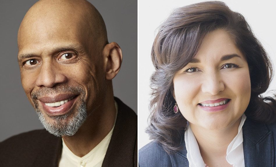NBA legend and activist Kareem Abdul-Jabbar will deliver the keynote address at Loyola Marymount University's undergraduate commencement ceremony on Saturday, May 11, 2019. Business leader Maria Salinas '87, CEO of the Los Angeles Area Chamber of Commerce, will serve as the graduate commencement speaker on Sunday, May 12, 2019.