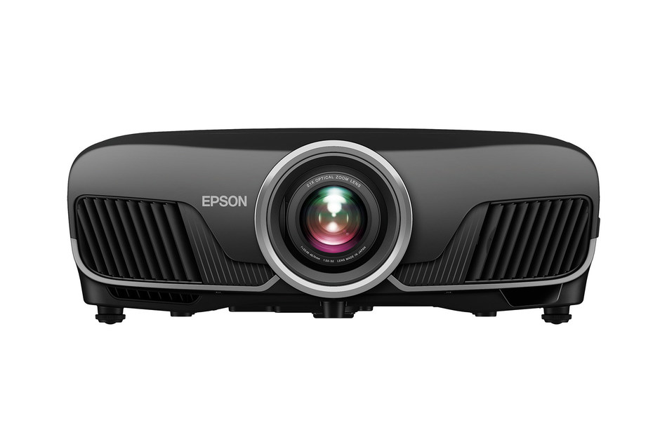 Epson's most advanced 4K PRO-UHD projector, the Pro Cinema 6050UB produces incredible brightness, color accuracy and image detail for an immersive 4K home theater experience.