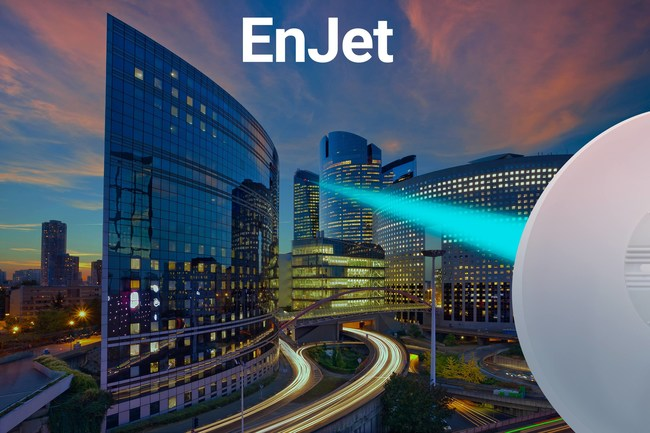 Maximize outdoor Wi-Fi coverage with EnJet. EnJet features Time Division Multiple Access technology that lets your network overcome the latency of the CSMA/CA protocol design by dividing a signal into different time slots and assigning them to every station.