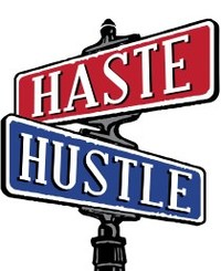 Haste and Hustle logo (CNW Group/Haste and Hustle)