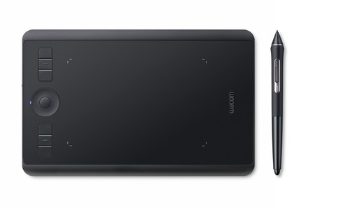 The new Intuos Pro Small is a great pen and touch tablet for today's on-the-go creative professional or serious enthusiast. Featuring Wacom's finest Pro Pen 2 technology and wireless connectivity, this is the tablet you can take with you wherever and whenever you roam.