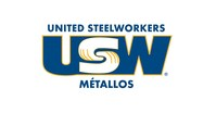 Logo: United Steelworkers (USW) (CNW Group/United Steelworkers (USW))