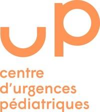 Logo : Up centre d'urgences pédiatriques (Groupe CNW/Up centre d'urgences pédiatriques)