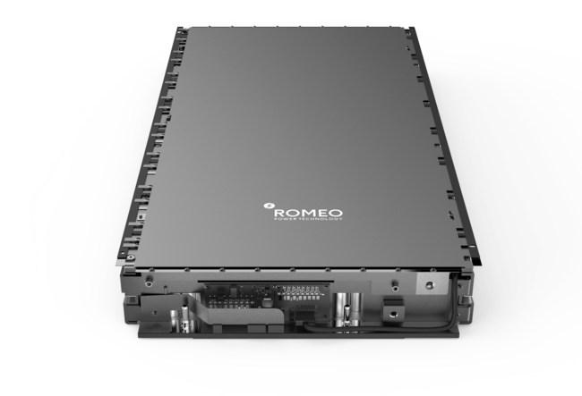 Romeo Power Technology's Battery Pack