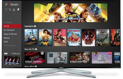 iFeelSmart Provides Bouygues Telecom With Its New Release of Operator Tier User Interface for Android TV Set Top Box