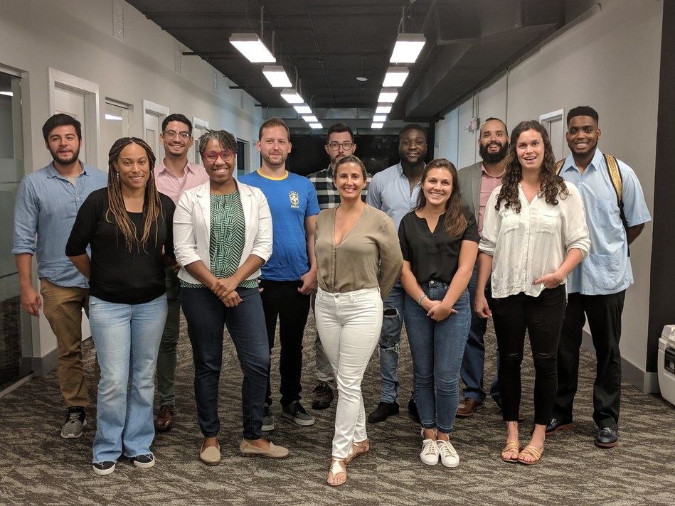 Diverse Group of Miami-Dade County Public Schools Teachers