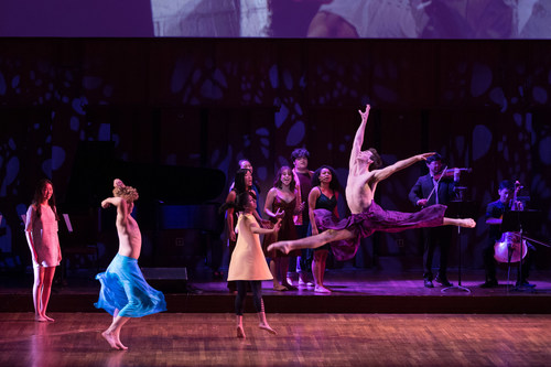 Salute to the 2018 U.S. Presidential Scholars, directed by Michael McElroy at the John F. Kennedy Center for the Performing Arts featuring National YoungArts Foundation Winners and U.S. Presidential Scholars in the Arts. (c)Teresa Wood