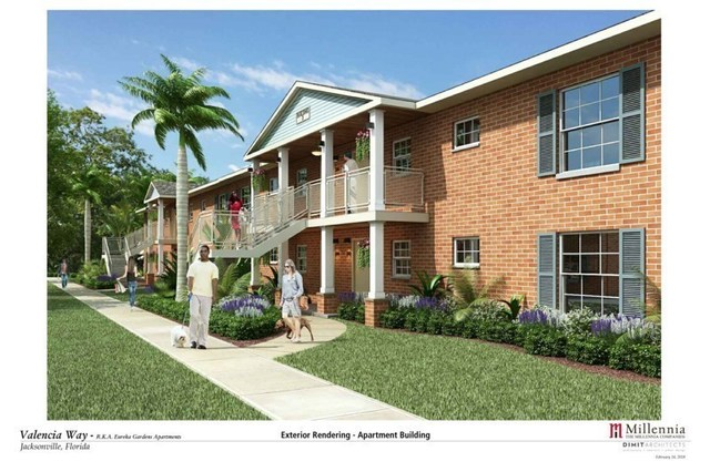 NEI General Contracting, an award-winning general contractor and construction management firm, announced today the start of renovations to 768 apartments at four properties in Jacksonville, Florida on behalf of The Millennia Companies. Depending on the property, renovations could include significant upgrades to the interiors, exteriors, community buildings and common areas.
