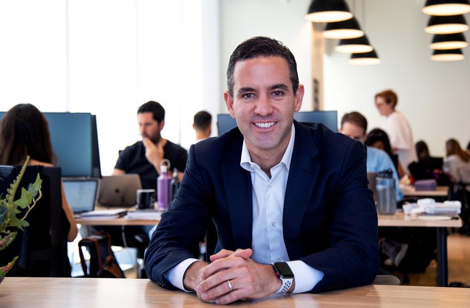 David Vélez, founder and CEO of Nubank. (PRNewsfoto/Nubank)