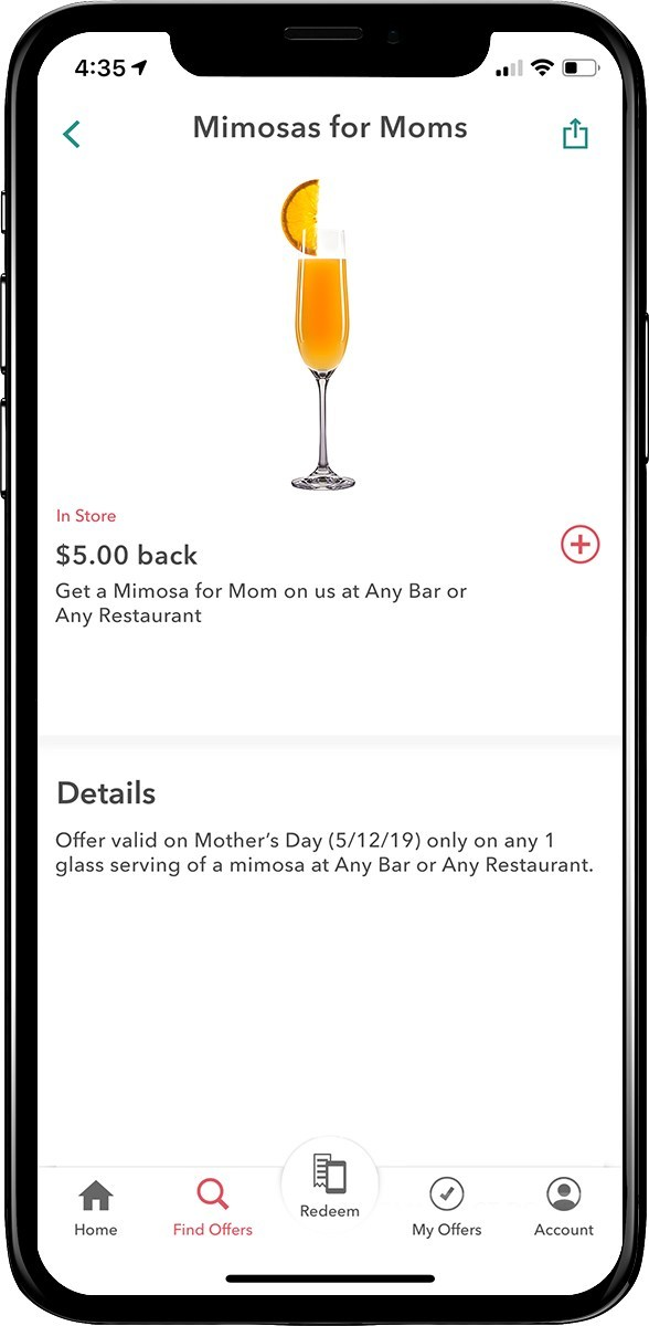 Mimosas for Moms
