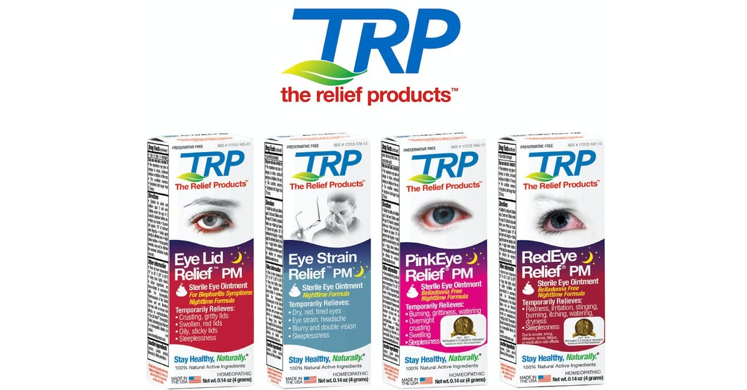 The Relief Products™ Introduces New PM Ointments to Support