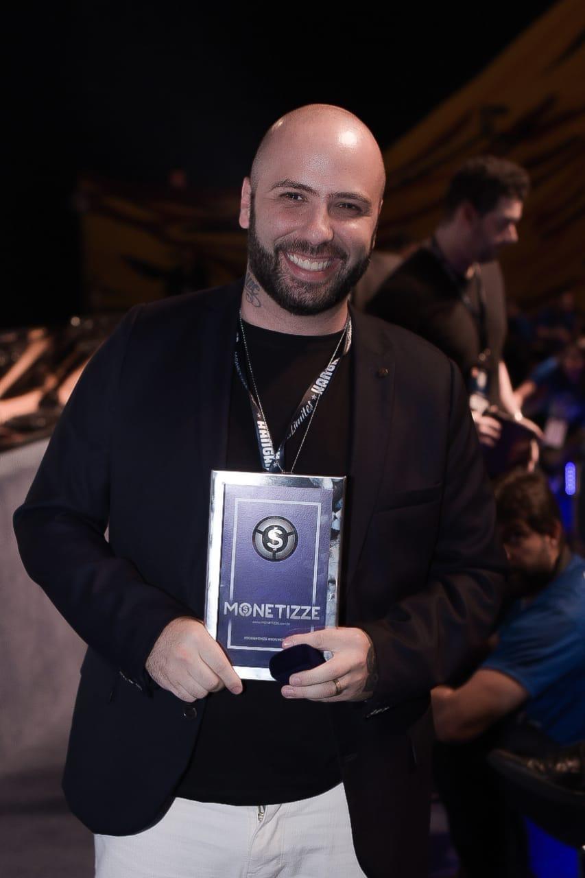 Edgar Monteiro, CEO da Bio Supre (PRNewsfoto/Bio Supre)
