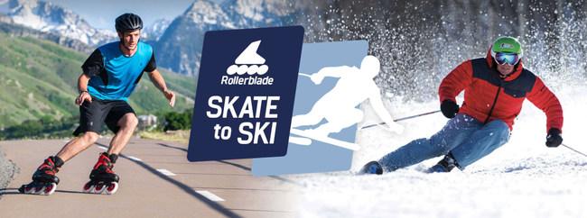 Skate to Ski!