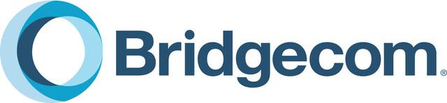 Bridgecom logo, landscape