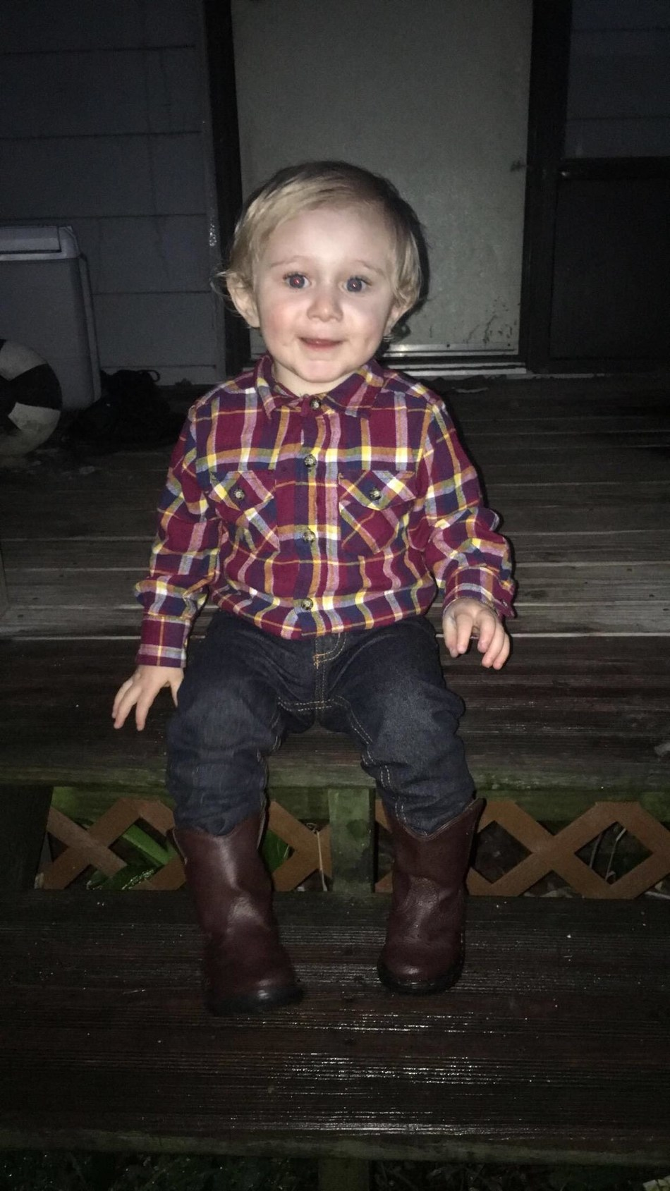 Franklin Parker, 2-Year-Old Dies in Drowning Accident in Retention Pond