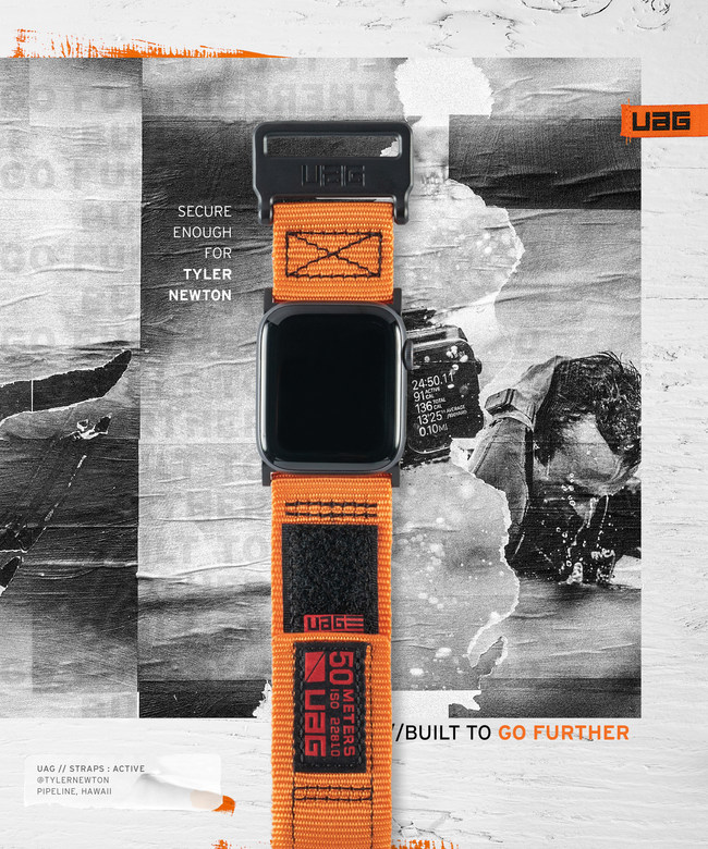 Urban Armor Gear Apple Watch Straps