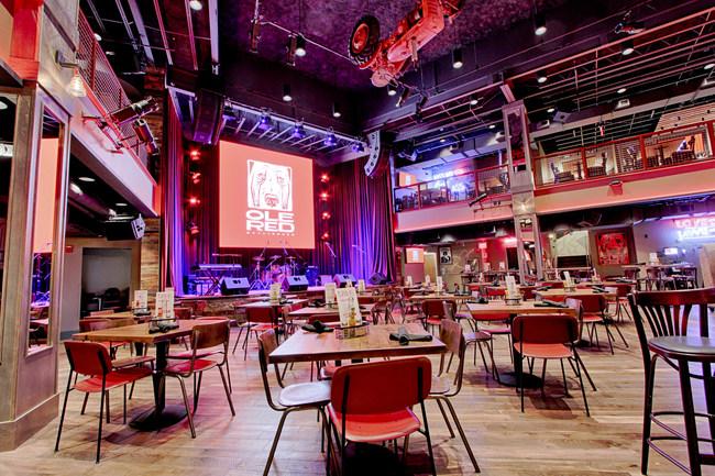 Ole Red Gatlinburg, Photo Courtesy of Anderson Design Studio