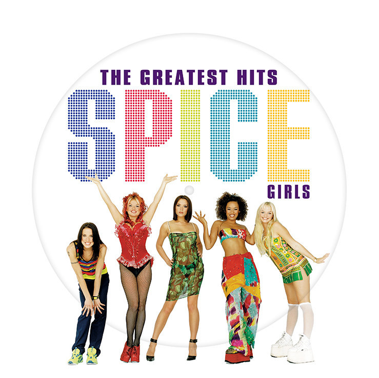 SPICE GIRLS RE-RELEASE SPICE GIRLS - THE GREATEST HITS FOR THE FIRST TIME AS A LIMITED-EDITION PICTURE DISC VINYL RELEASED MAY 31ST - With their much-anticipated stadium tour just around the corner, the Spice Girls today announce the re-release of Spice Girls - The Greatest Hits, available for the first time as a limited-edition picture disc vinyl (only 2,500 copies available).