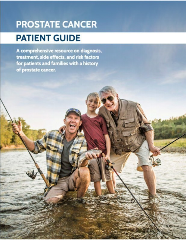 Visit PCF.org for new free prostate cancer patient resources
