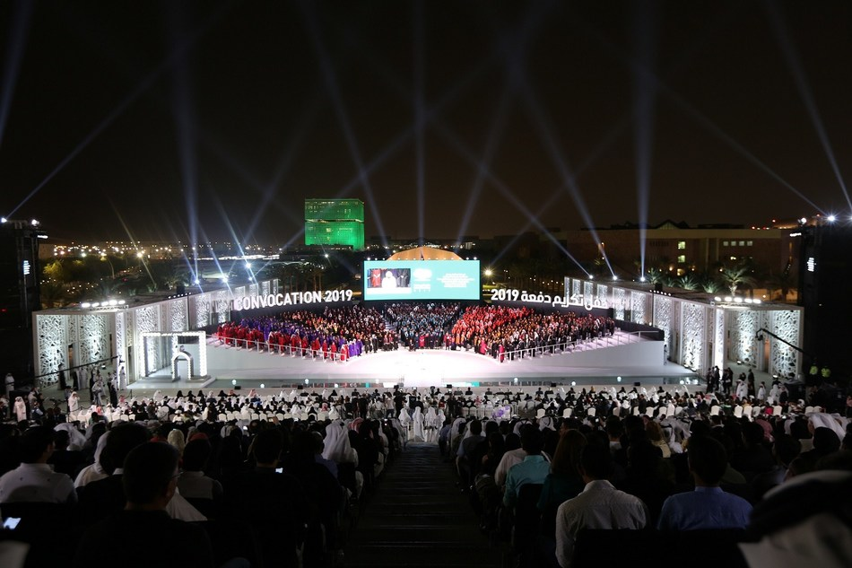 More than 786 graduates at Education City in Doha, Qatar. Education City includes branch campuses for Carnegie Mellon University, Georgetown University, HBKU, HEC Paris, Northwestern University, Texas A&M University, UCL London, Virginia Commonwealth University and Weill Cornell Medical