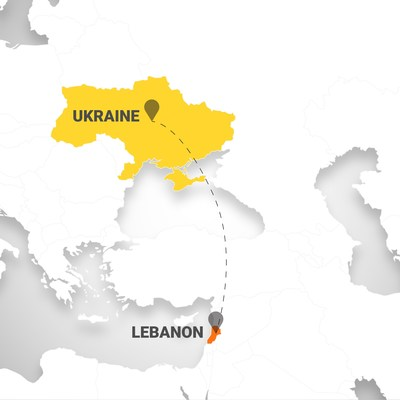 "Lebanese company International Transit S.A.L. ""Offshore"" (ITO) reaches agreement in Ukrainian court for the return of 48 million USD from the Ukrainian Public Joint Stock Company ""Dniprovsky Metallurgical Plant"" (DMK) arising out of a contract for the supply of the steel."